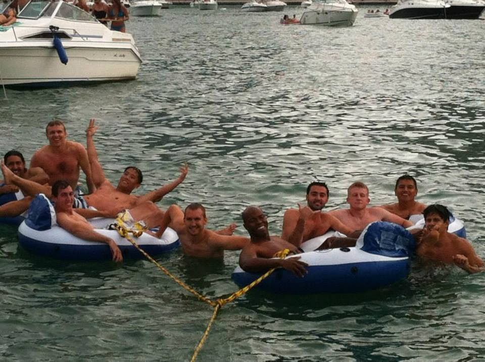 Island Party Boat Rental Chicago