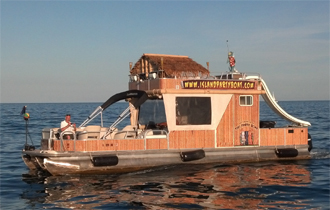 Boat rental chicago islandpartyboat review the best for Craft party long island